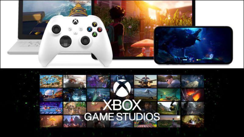 Xbox will develop native games for the cloud with the creator of Portal