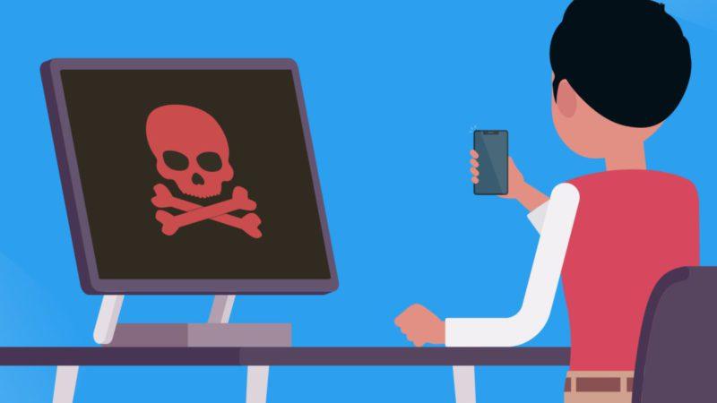 El virus informático que roba pero a los ricos: Ransomware Nefilim