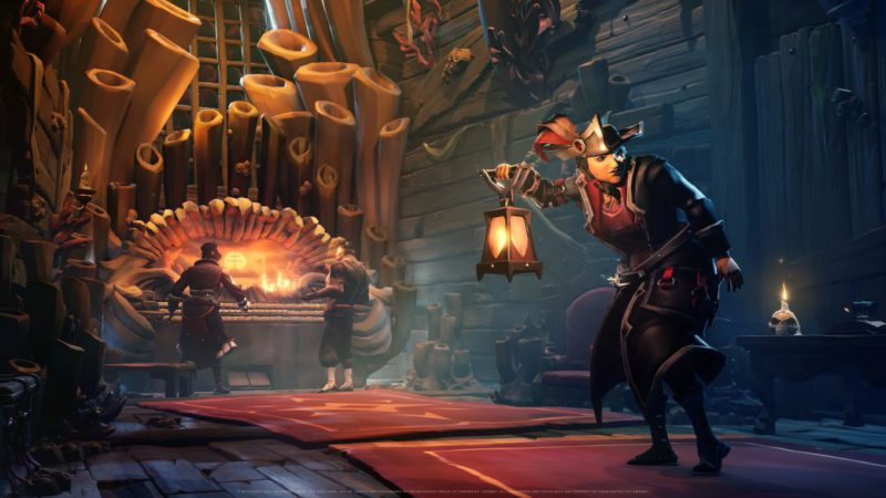 """Rare kept Pirates of the Caribbean a secret in Sea of Thieves: """"We wanted to surprise"""""""