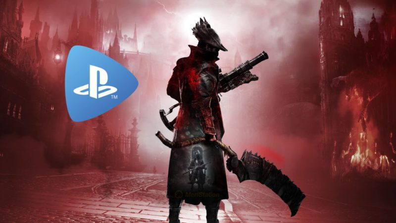 PS Now: Bloodborne is the most played title this spring by PC subscribers
