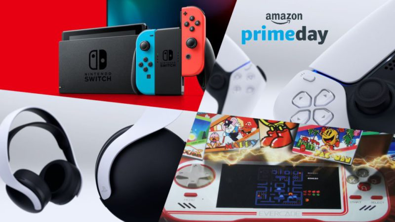 Amazon Prime Day 2021 day 2: best deals and bargains on games, consoles, accessories ...