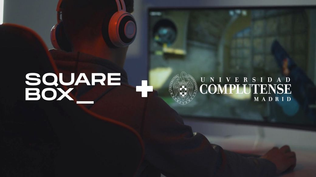 The UCM and Squarebox announce new courses on videogames and esports