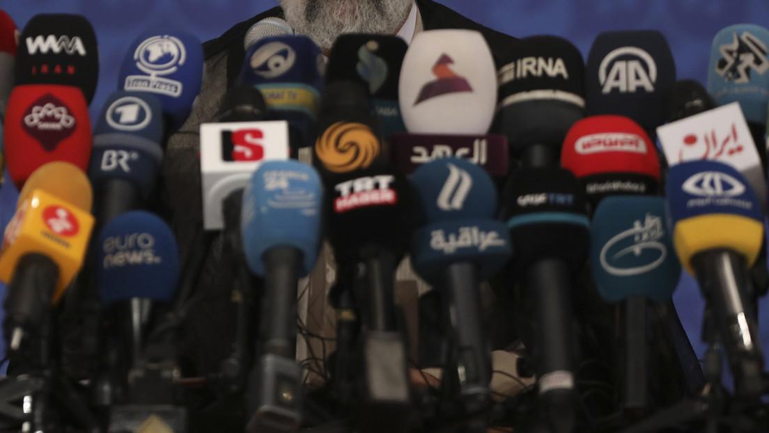 EE.UU. incauta 33 páginas web de la radio y televisión iraní