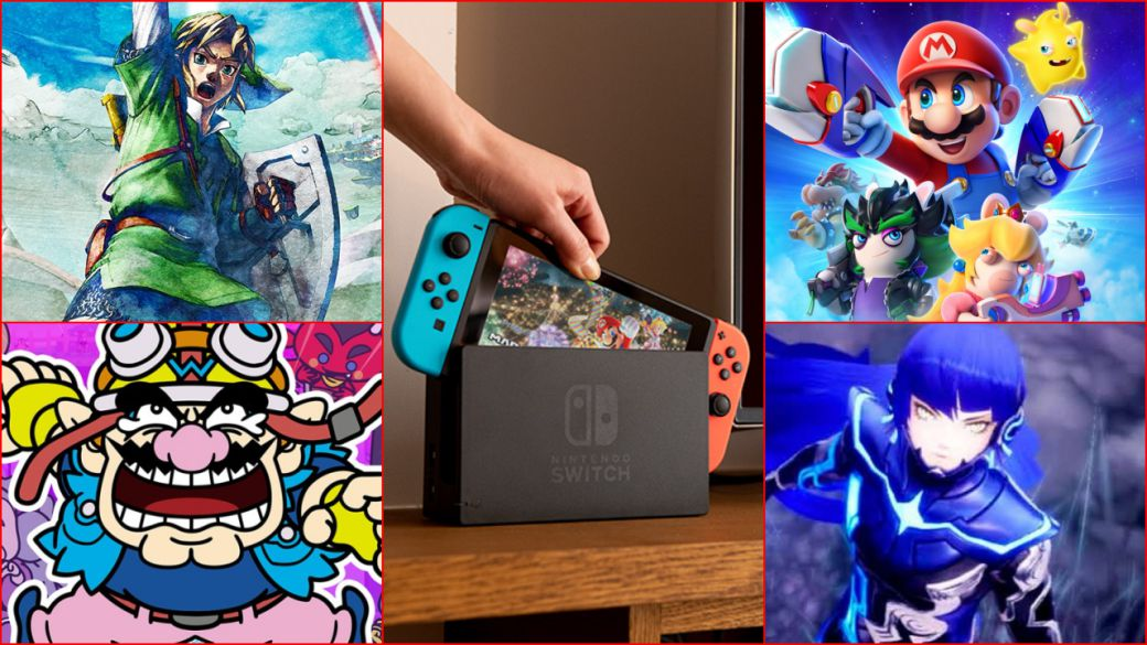 Nintendo Switch calendar: main games that will arrive in 2021 and 2022