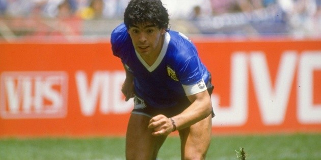 Has been the Hand of God: the film about Diego Maradona that will be on Netflix