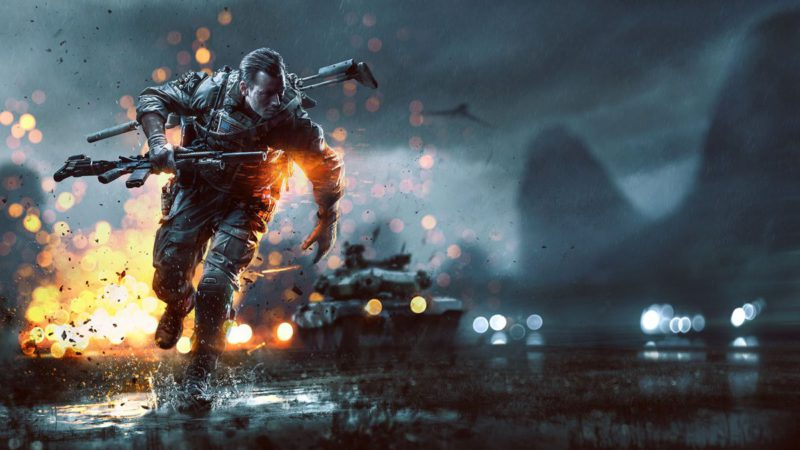 The popularity of Battlefield 4 soars after the presentation of Battlefield 2042 and EA has to intervene due to the problems in its servers