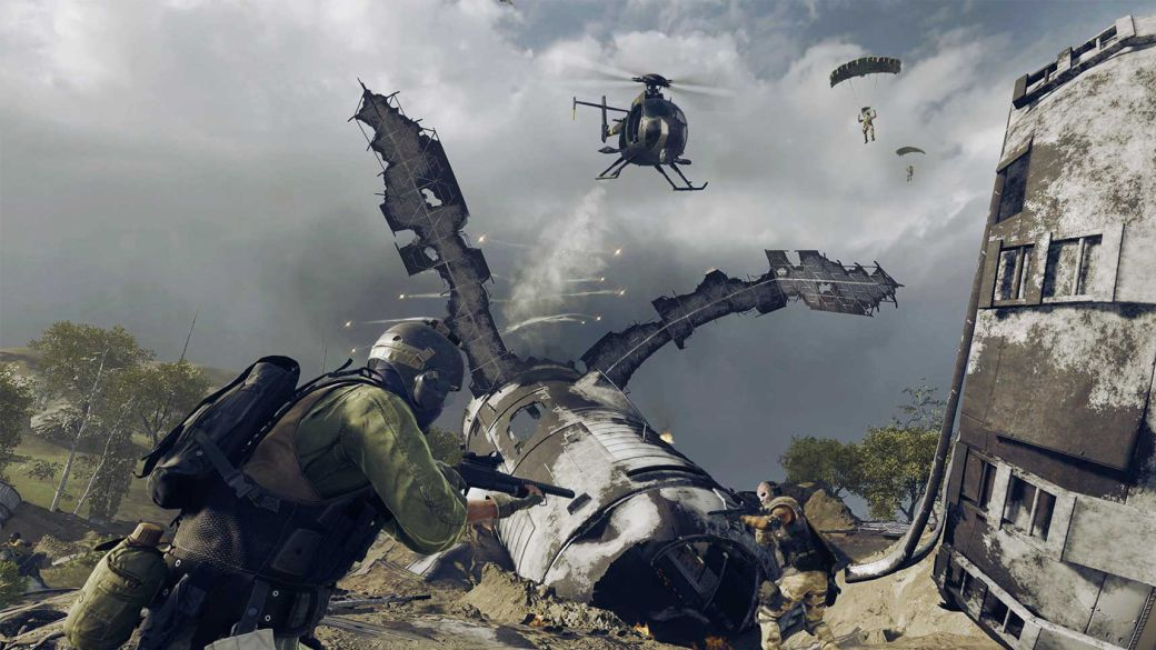 Call of Duty: Warzone satélites caídos Temporada 4 battle royale