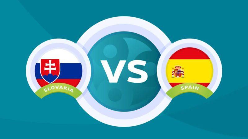 Cómo ver online Eslovaquia-España; mejores webs y apps