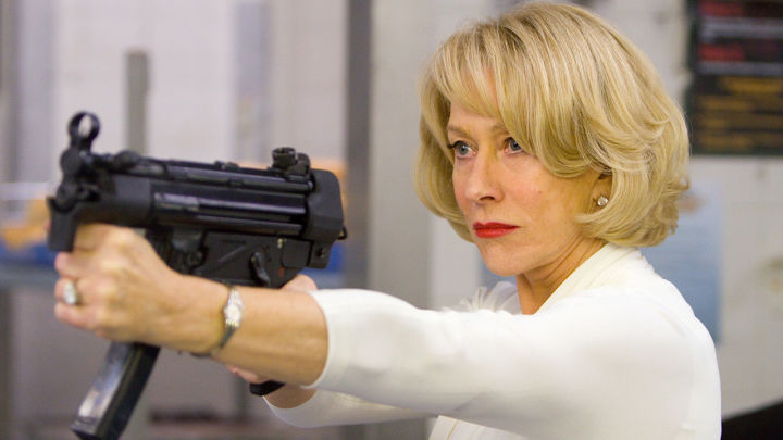First images of Helen Mirren as Hesperia in Shazam!  Fury of the Gods