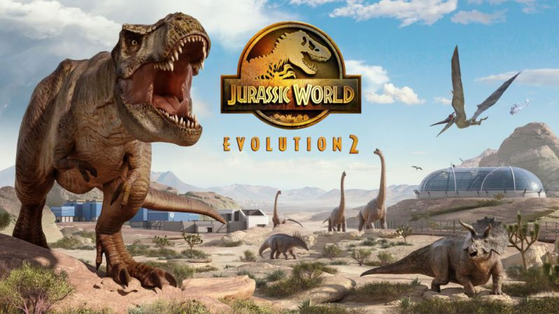 Jurassic World Evolution 2 Will Feature Larger Maps Than The First Game
