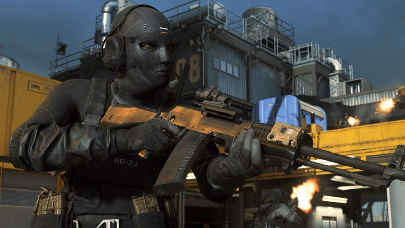 Rebalanced Rook, Call of Duty: Warzone's advantage skin: now easily selectable