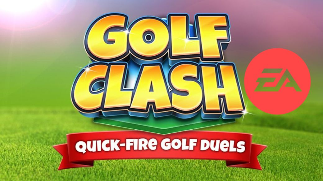 EA acquires Playdemic, the studio responsible for the successful Golf Clash for mobile phones