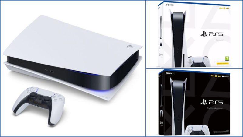 PS5 consola sistema comprar reservar tiendas