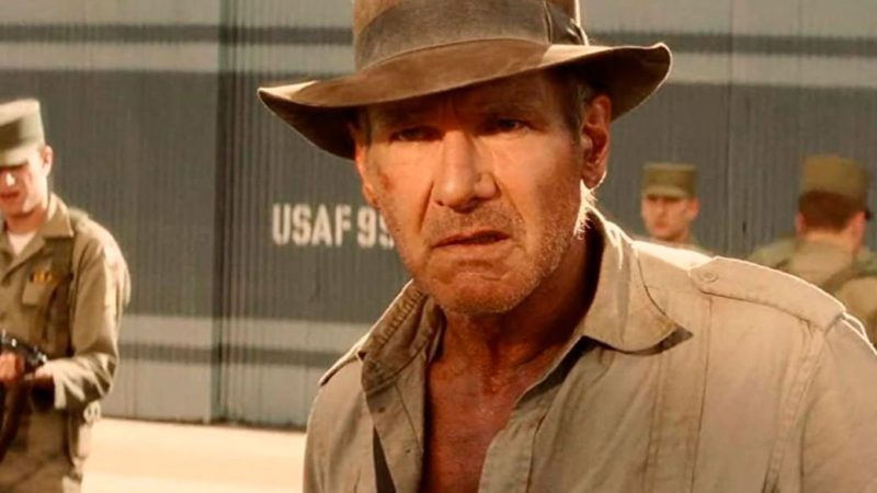 Harrison Ford is injured while rehearsing a fight on the set of Indiana Jones 5
