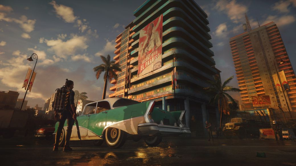 """Far Cry 6: """"Our main influence at the beginning was Cuba"""", confirms its narrative director"""