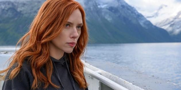 Disney already relocated Scarlett Johansson after leaving Marvel