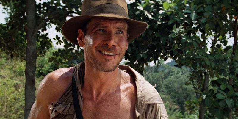 """Harrison Ford suffered an injury on the set of """"Indiana Jones 5"""""""