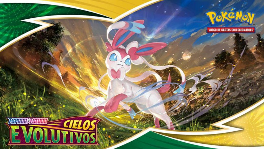 Pokémon Sword and Shield-Evolutionary Skies: This is the new expansion of the Card Game