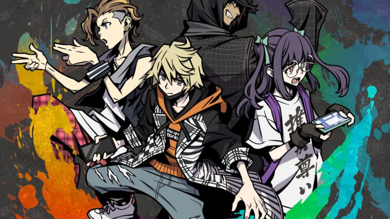 NEO: The World Ends with You Introduces Its Characters In New Official Artwork