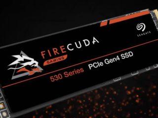 FireCuda 530, Seagate's 4th Gen PCIe SSD Arrives