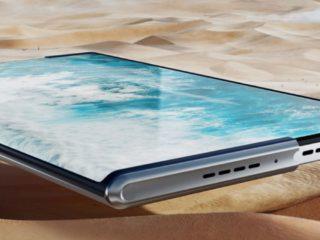 Oppo X 2021, un móvil extensible de pantalla enrollable