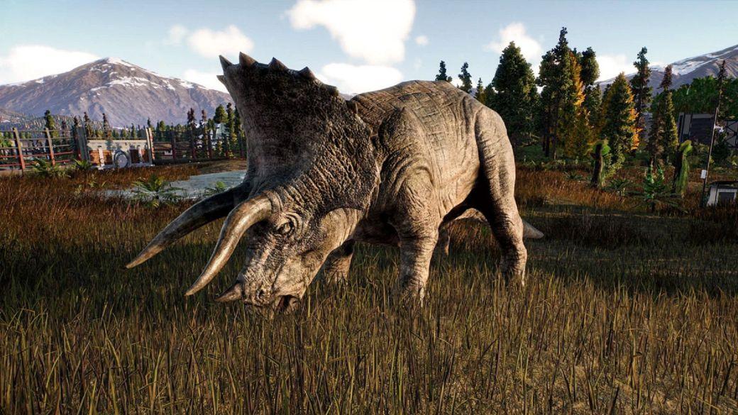 Jurassic World Evolution 2 will modify the behavior of dinosaurs in each territory