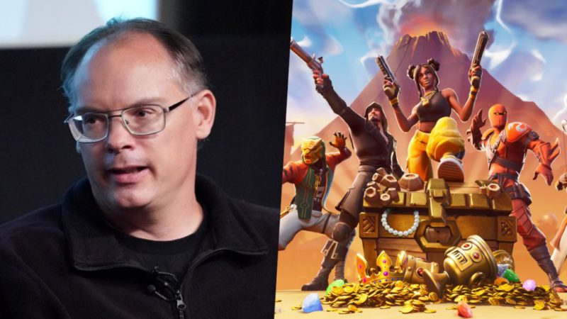 """The head of Epic (Fortnite) attacks Google: """"It's a business with a rotten soul"""""""