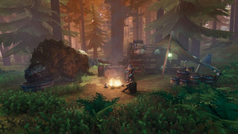 Valheim: An update increases the aggressiveness of monsters