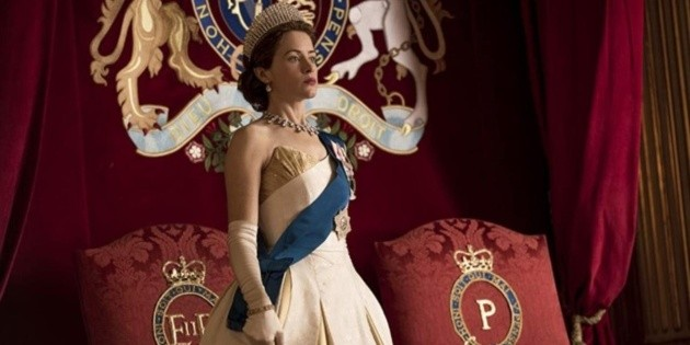 The Crown has competition on Netflix