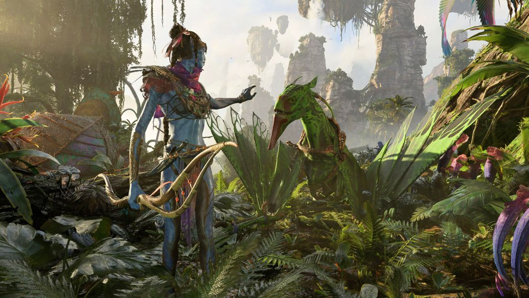 Avatar: Frontiers of Pandora Shows Off Graphics In New Trailer;  This is what Snowdrop looks like