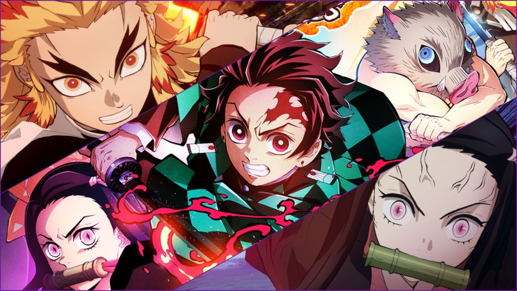 The game of Demon Slayer: Kimetsu no Yaiba already has a date in the West;  new trailer