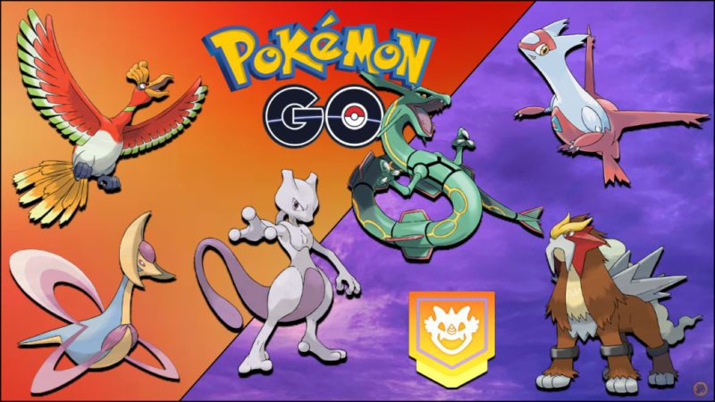 Pokémon GO Fest 2021: the day of raids will have all these Legendary Pokémon