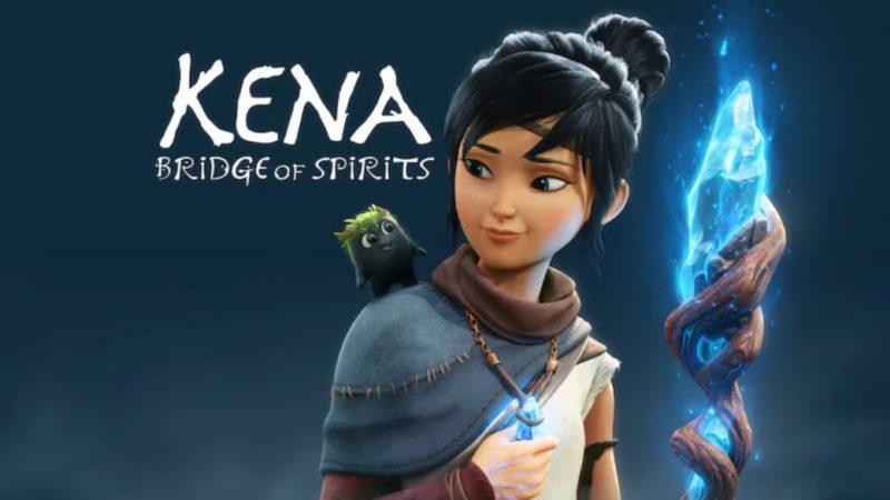 Kena: Bridge of Spirits Launching on GeForce Now;  more games revealed