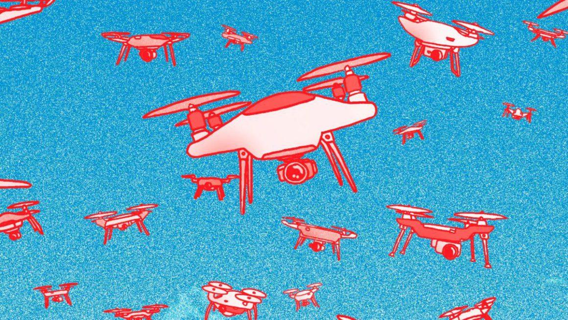 THOR, el arma microondas del ejército USA para enjambres de drones enemigos