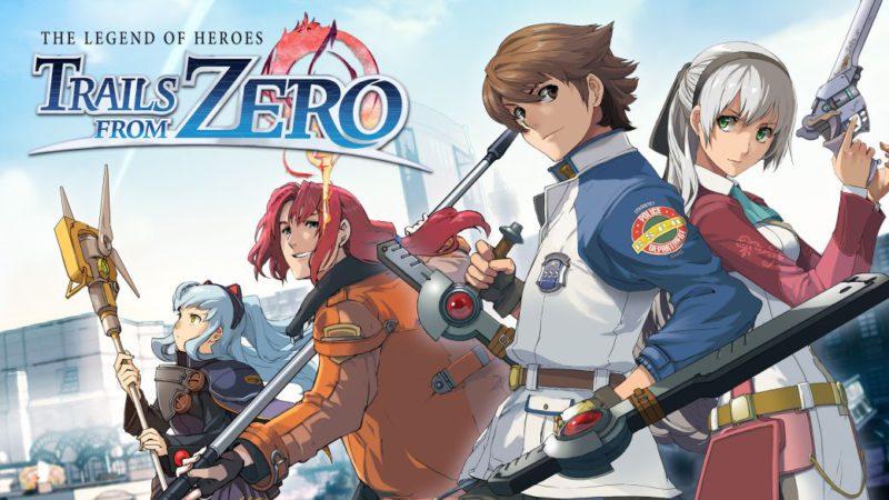 The Legend of Heroes: Trails from Zero confirma su lanzamiento en Occidente