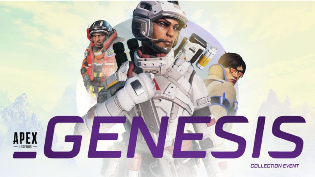 Apex Legends Welcomes the Genesis Collection Event;  All the details