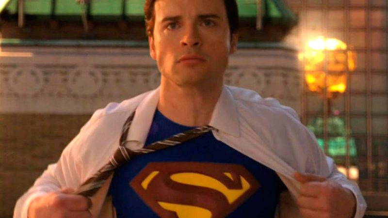 Smallville to return as animated series with actor Tom Welling as Superman