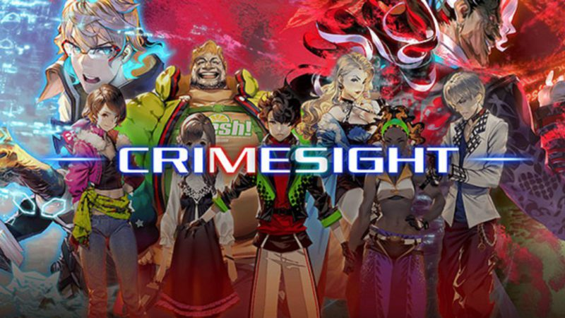 Crimesight is Konami's new mystery game, sign up for the beta!