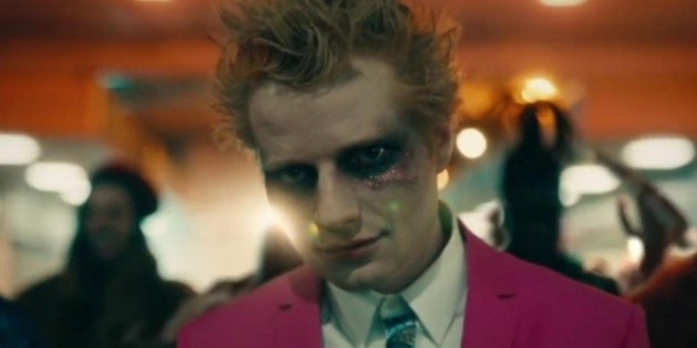 Ed Sheeran became a vampire for his new video clip and is already a rage in networks