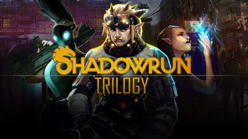 Shadowrun Trilogy free on GOG for a limited time;  how to download on pc