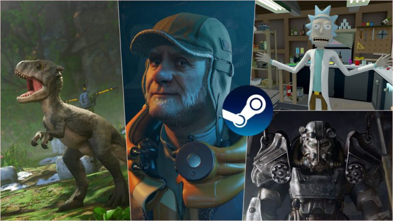 Summer Sale on Steam: the best deals on Virtual Reality games