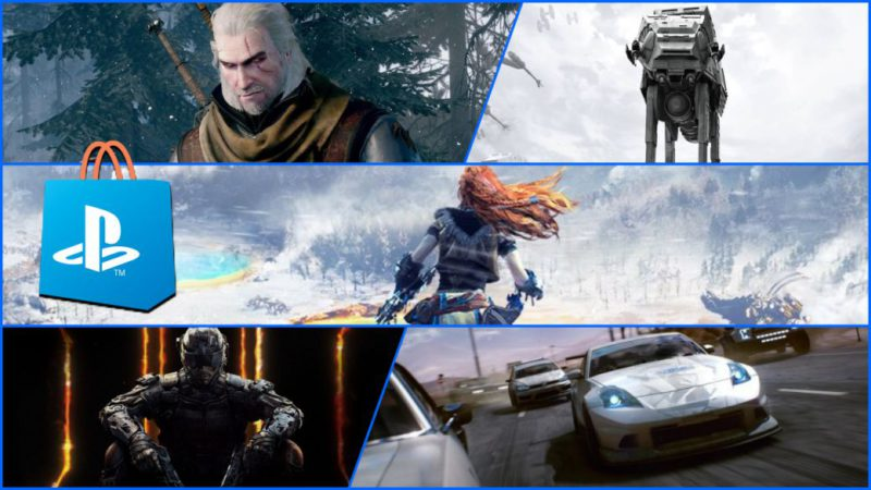 PS5 and PS4 offers: New wave of games for less than 20 euros