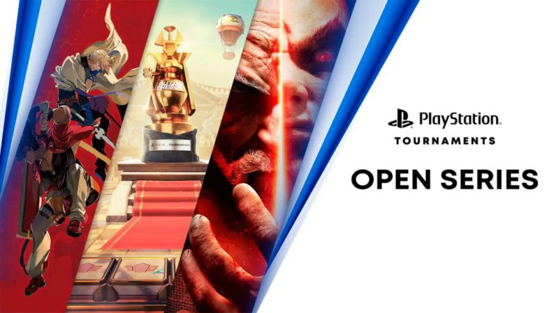 PS4 Tournament Open Series Expands with Guilty Gear Strive, Tekken 7, and Auto Chess