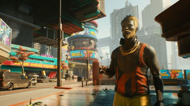 Cyberpunk 2077: these are the most frequent errors according to CD Projekt RED