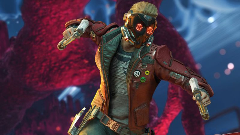 Guardians of the Galaxy was going to have multiplayer, finally canceled