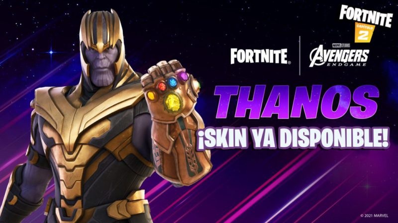Fortnite: Thanos skin now available;  price and contents