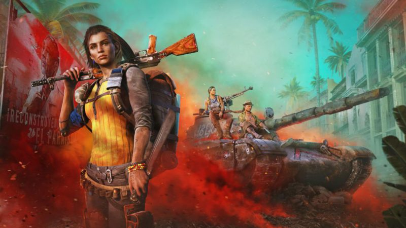 Far Cry 6: the development of the game has had the collaboration of 12 studios