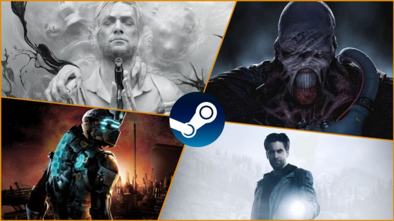 Summer Sale on Steam: great horror games discounted up to 85%