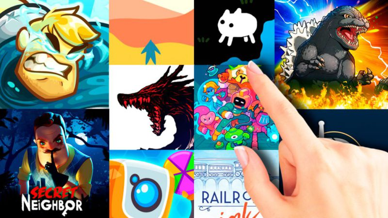 The best games for iOS and Android smartphones of June 2021
