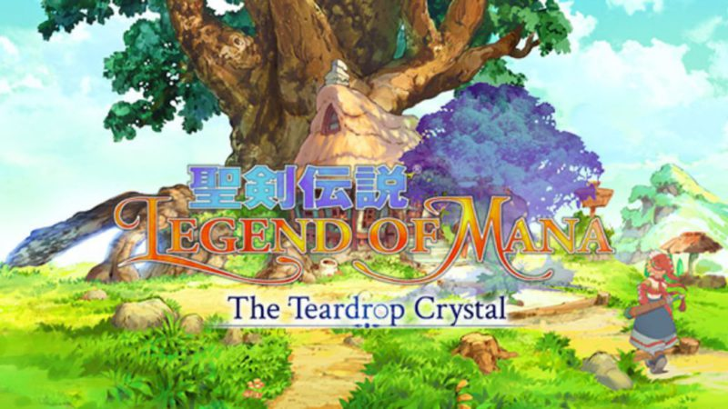 The Mana saga expands: new mobile game, anime and more announcements